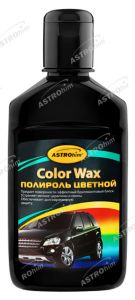"Автополироль ""Color Wax"" ЧЕРНЫЙ"