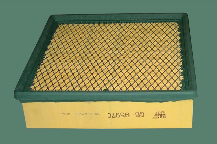 Фото №7 - воздушный фильтр 2110 инжектор