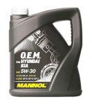 MANNOL O.E.M. for Hyundai Kia 5W-30
