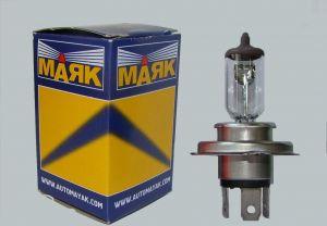 Автомобильная лампа накаливания МАЯК H4