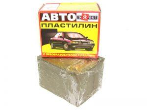 """Автопластилин """"Эффект"""" - антикоррозионный пластилин"""