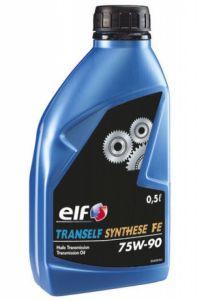 Трансмиссионное масло ELF TRANSELF SYNTHESE FE 75W90